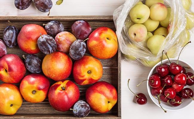 Алергія на фрукти: основні алергени літа